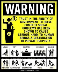 government warning