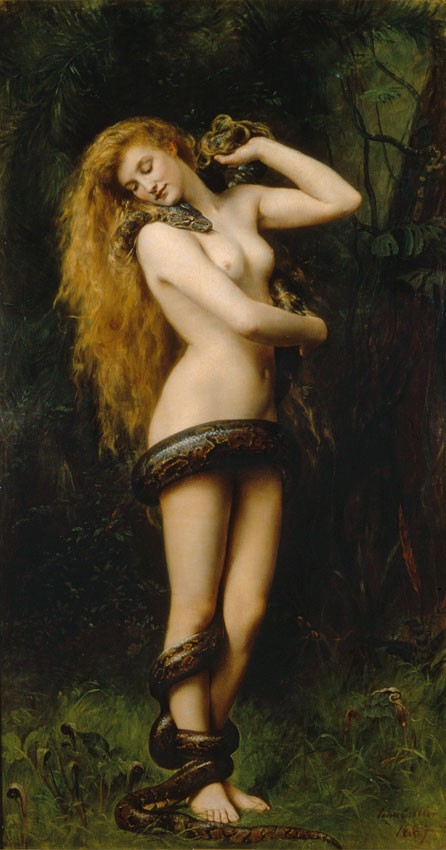 Lilith, door John Collier