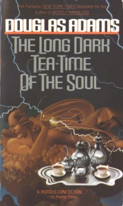 douglas adams - the long dark tea-time of the soul